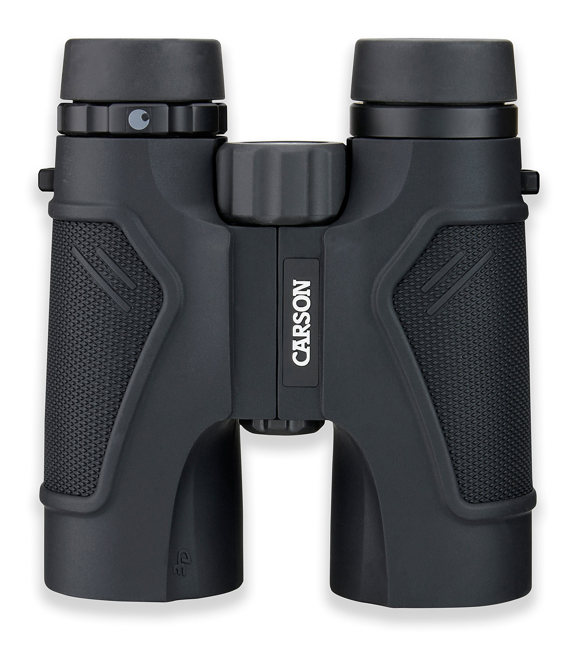 Carson 3D Series High Definition Binoculars with ED Glass, 8x42mm, Black by Carson