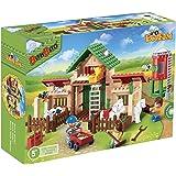 BanBao 8580 - Farmleben, Konstruktionsspielzeug
