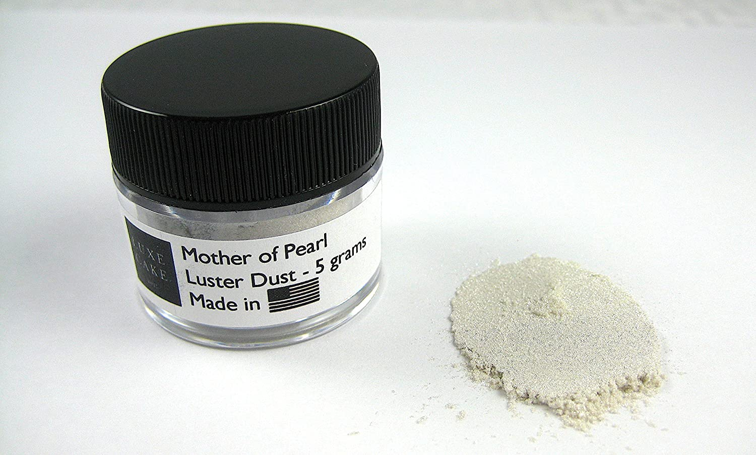 Mother of Pearl Luxury Dust, 5 grams, USA Made