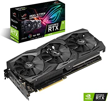 ASUS ROG Strix GeForce RTX 2070 8GB 256-Bit Gaming Graphics Card
