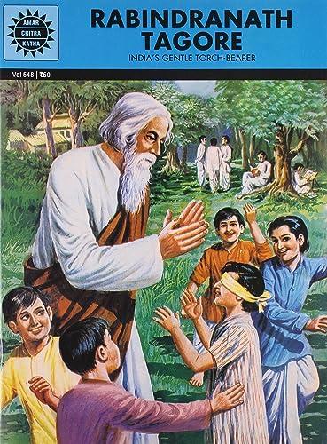 Rabindranath Tagore (Amar Chitra Katha)