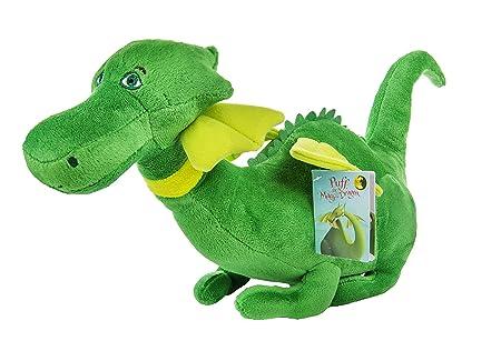 Amazon.com : Kids Preferred, Large Puff The Magic Dragon Plush Toy : Plush Toys : Toys & Games