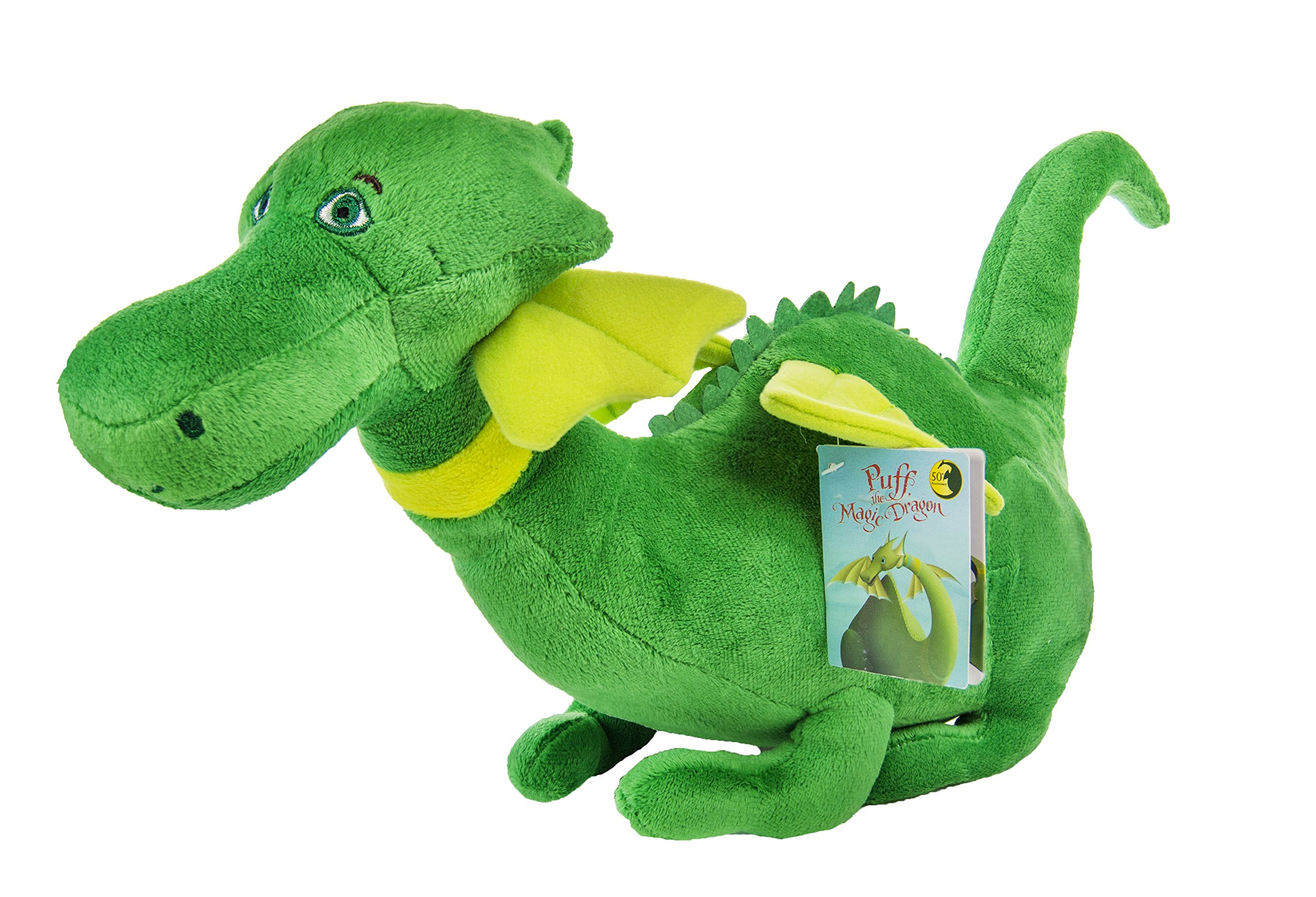 Puff The Magic Dragon Large Plush Toy