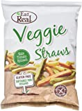 Eat Real Veggie and Kale Straws, 45 g, Pack of 12