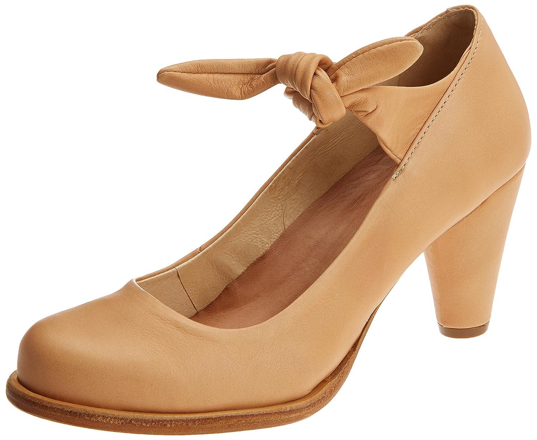 Neosens S938 Suave Wood/Beba, Zapatos con Tacon y Correa de Tobillo para Mujer 37 EU|Marrón (Wood)