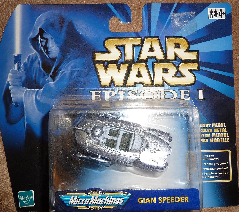 Star Wars Episode 1 Gian Speeder Micro Machines by Hasbro