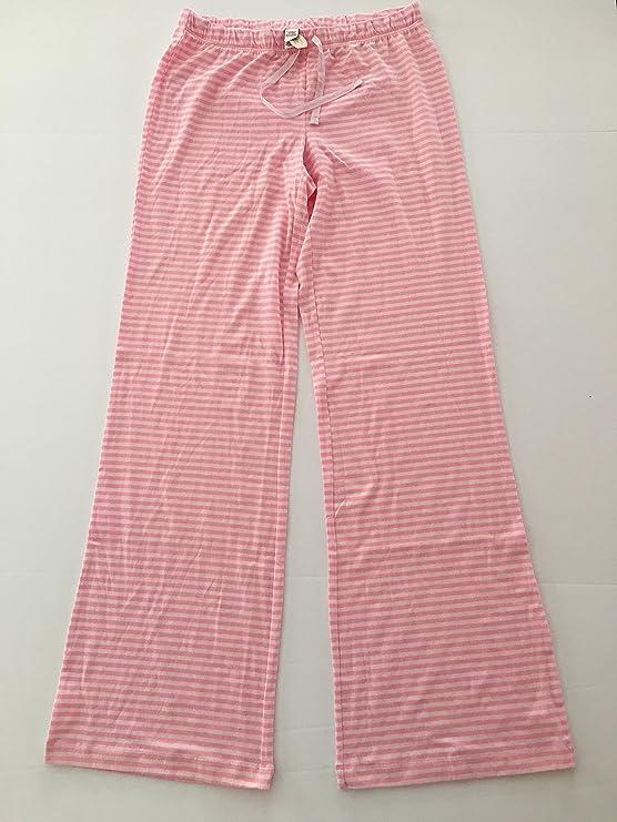 Victorias Secret - Pijama - para mujer Rosa Raya Rosada extra-large: Amazon.es: Ropa y accesorios