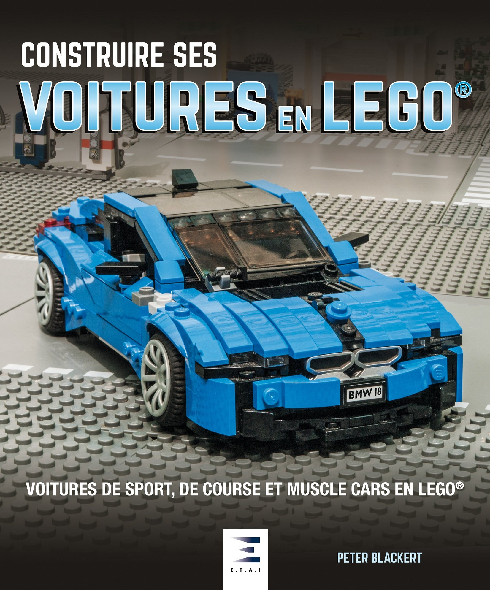 Construire Ses Voitures En Lego Voitures De Sport De Course Et