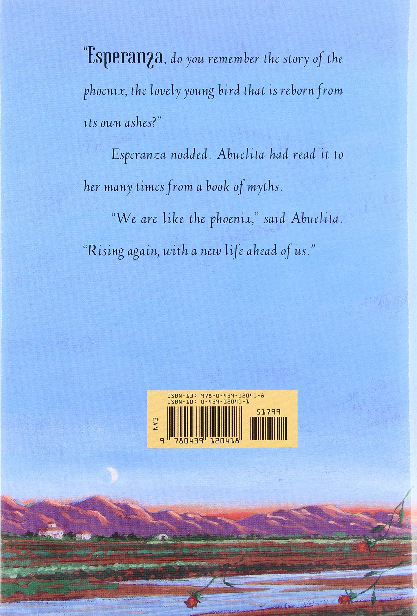 Buy Esperanza Rising Book Online At Low Prices In India Esperanza