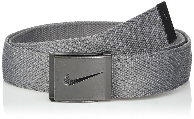 2bf387bfb9 Nike Men's 3 Pack Web Belt, camo/Grey/Black, One Size at Amazon ...