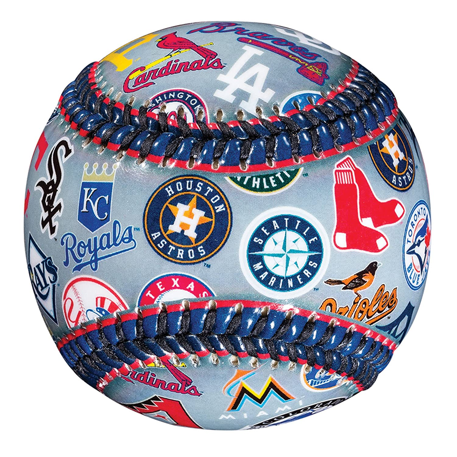 Franklin Sports MLB All Team Logo Ball 76005