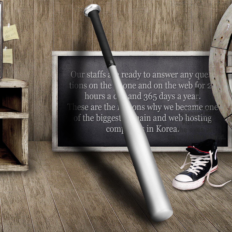 21//24Zoll-Baseball-Set Aluminium Baseballschl/äger TEPSMIGO Baseballschl/äger