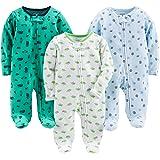 Simple Joys by Carter's Baby Boys' 3-Pack Sleep...