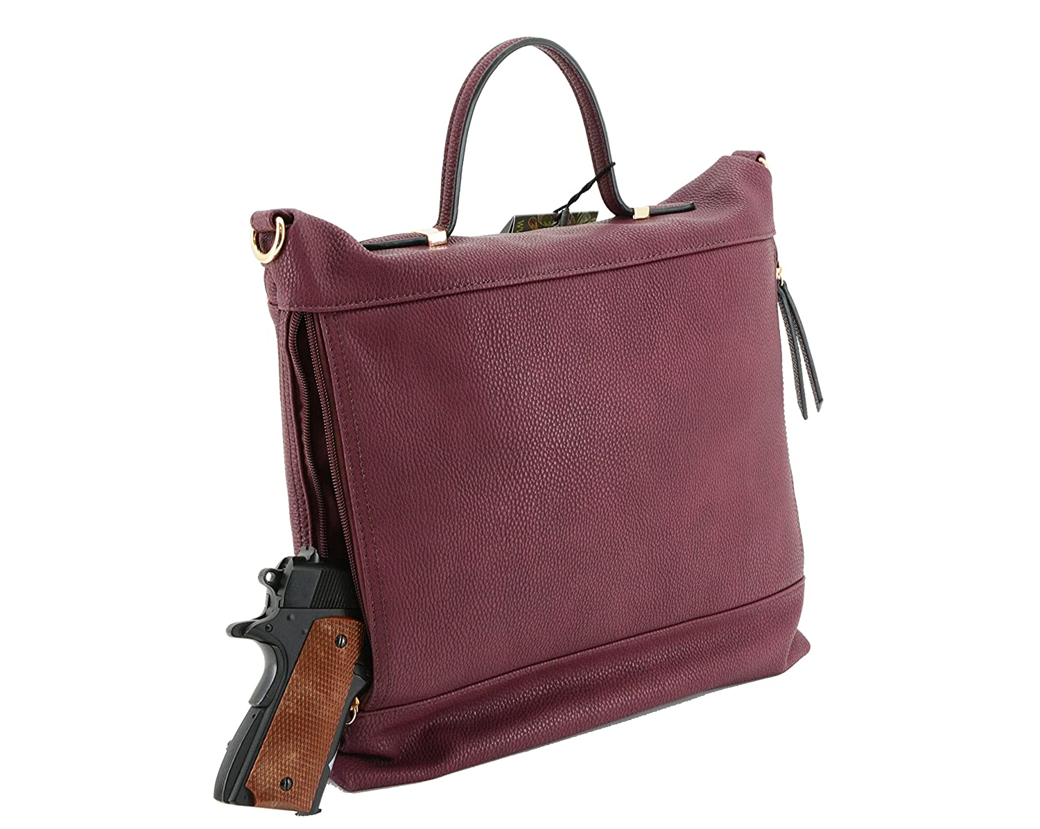 Amazon.com: Afrodita Concealed Carry Purse: Sports & Outdoors