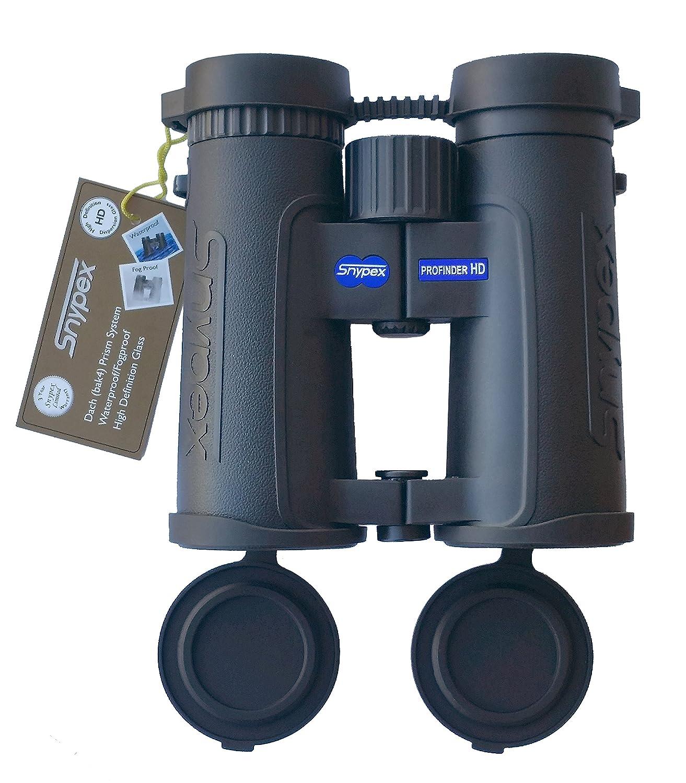 snypex Profinder HD 8 x 32 Sport Optic Binocular for Hiking, Biking, Camping, Travel, Safari