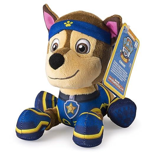 Patrulla Canina - Peluche básico All Star Marshall (Bizak 61926614): Amazon.es: Juguetes y juegos