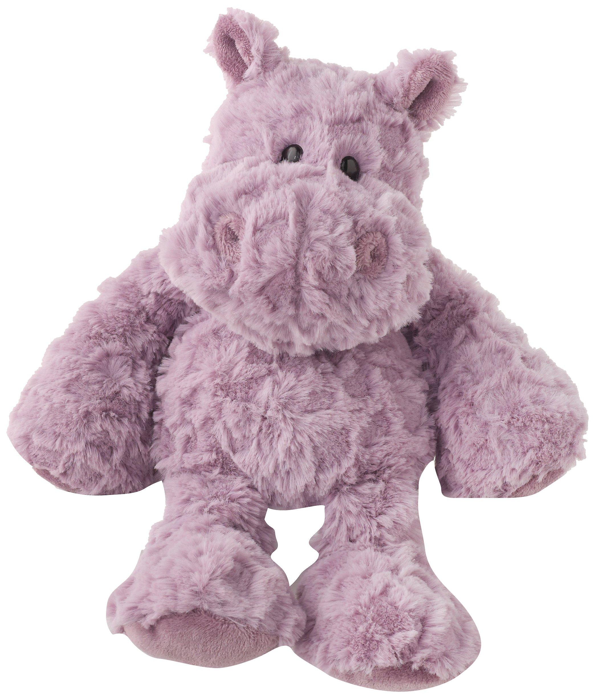 Amazon Com Demdaco Livia Mellow Fellows Hippo Friend Lavender