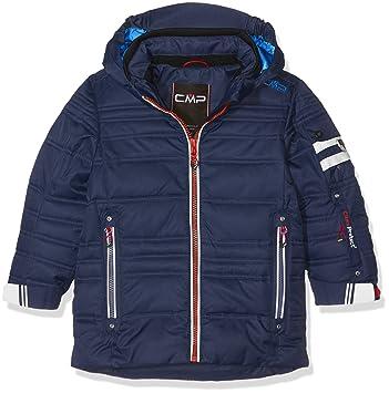 CMP - Chaqueta de esquí para chico, otoño/invierno, niño, color azul marino, tamaño 17 años (176 cm): Amazon.es: Deportes y aire libre