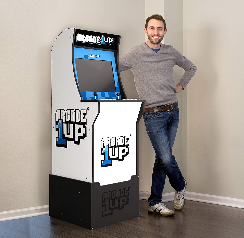 Las mejores máquinas recreativas para casa
