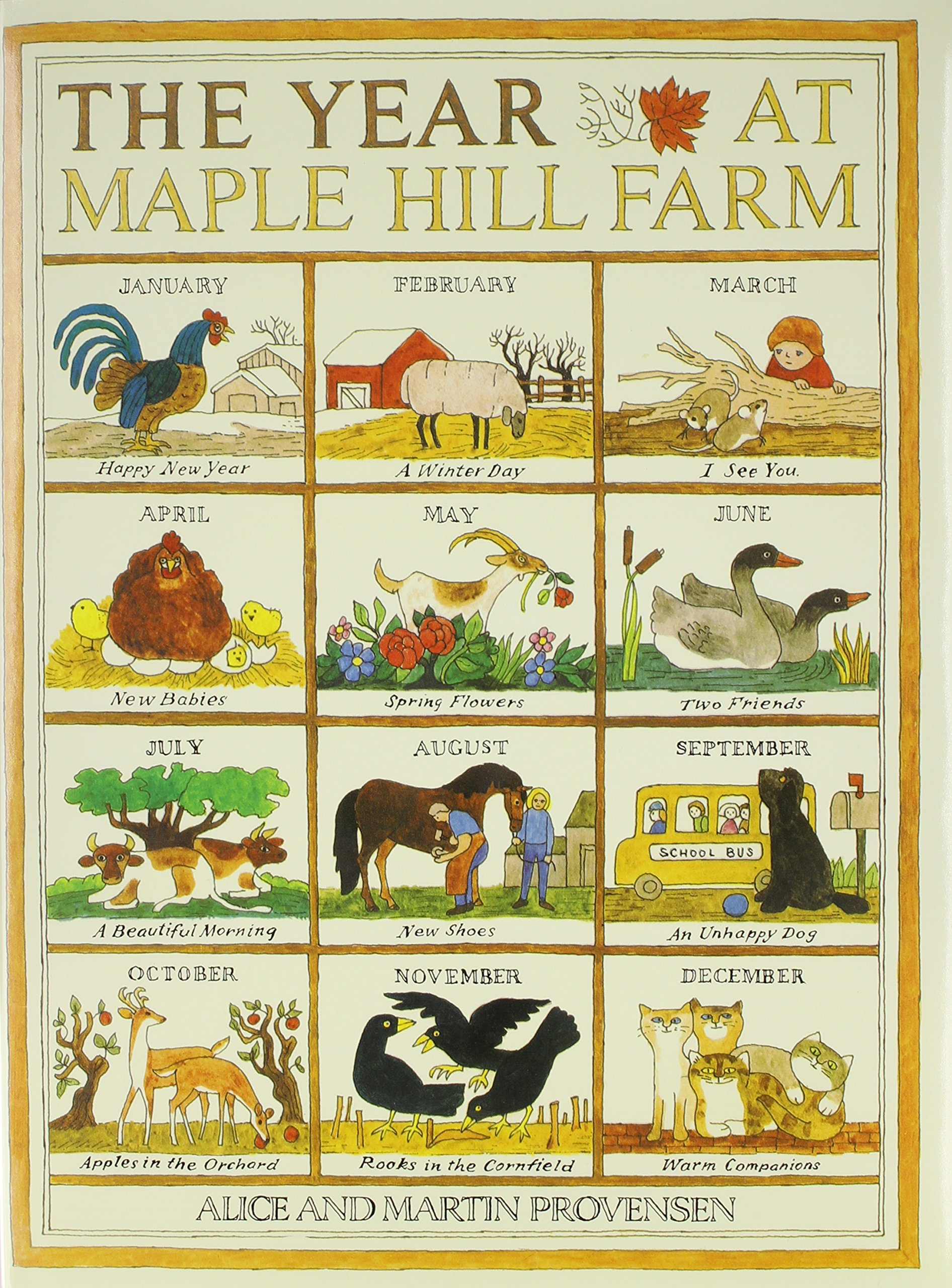The Year at Maple Hill Farm (Year at Maple Hill Farm Tr)
