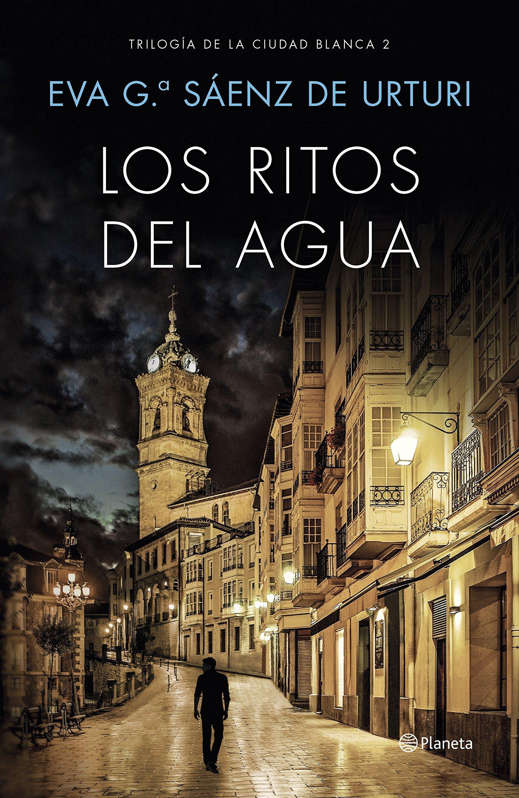Los ritos del agua: Trilogía de La Ciudad Blanca 2 Autores ...