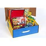 School Tool Box Second Grade Super School Supplies Kit in Keepsake Box
