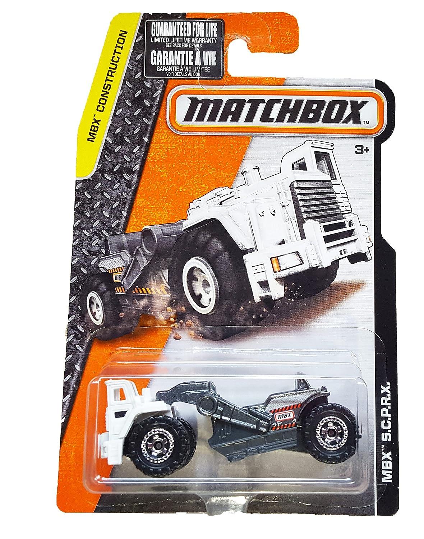 43//125 by Matchbox MATCHBOX 2016 MBX Construction MBX S.C.P.R.X