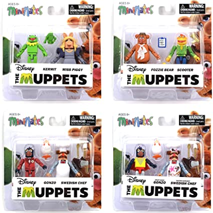 The Muppets Minimates Series 1 Gonzo
