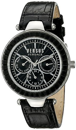 Versus Versace SOS020015 - Reloj de pulsera Mujer, color Negro