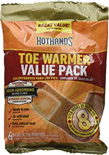 product image for HotHands Adhesive Toe Warmer, 24 Pair Value Pack