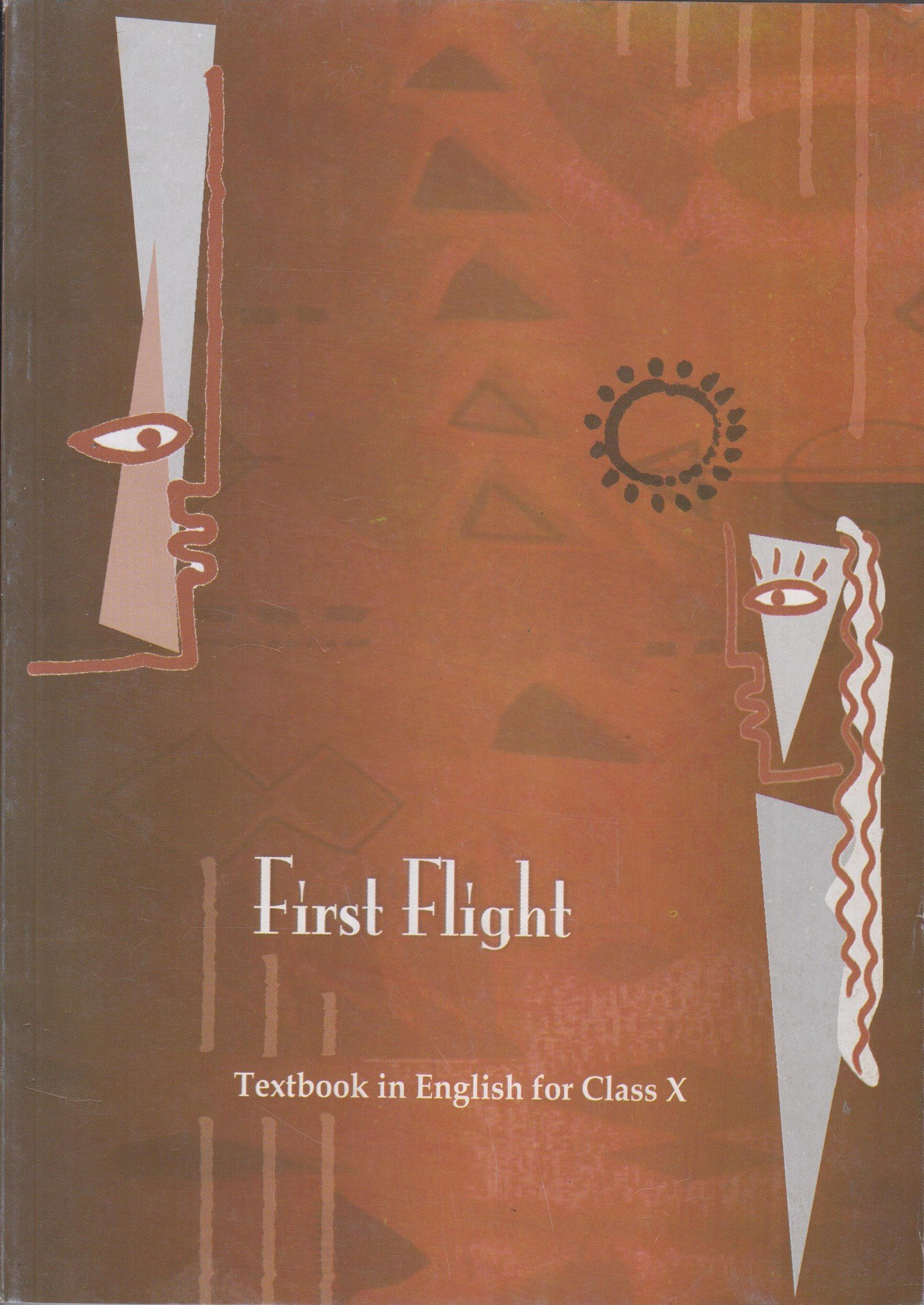 First Flight for Class - 10 Textbook in English - 1059: Amazon.in: NCERT:  Books