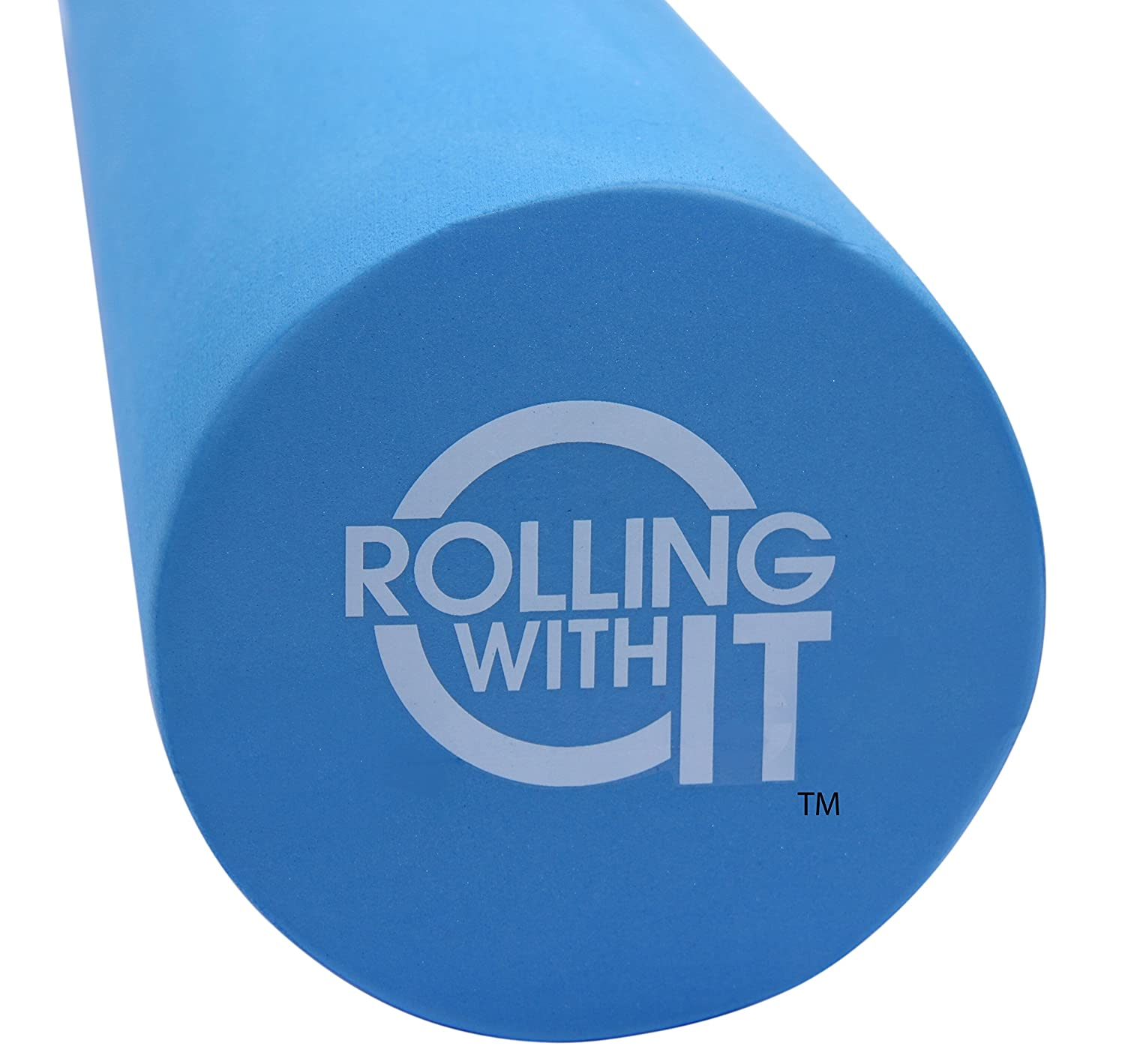 Foam Roller for the muscles of upper and middle back