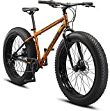 Mongoose Argus and Argus ST Kids/Youth/Adult Fat Tire Mountain Bike, 20-26-Inch Wheels, Mechanical Disc Brakes, Multiple…