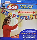 Thomas the Tank Letter Banner 10 Ft.