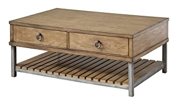 Stein World Furniture Beaumont Coffee Table, Withered Oak