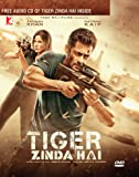 TIGER ZINDA HAI Hindi DVD ( ALL Regions English Subtitles)