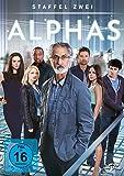 Alphas - Staffel zwei [4 DVDs]