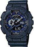 [カシオ]CASIO 腕時計 G-SHOCK DENIM'D COLOR GA-110DC-1AJF メンズ