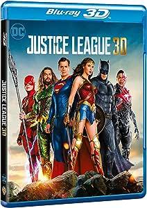 justice league (blu-ray 3d) blu_ray Italian Import