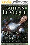 Mercenaries and Maidens: Five Full Length Novels Bundle