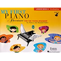 Piano Adventures: My First Piano Adventure - Lesson Book A/CD