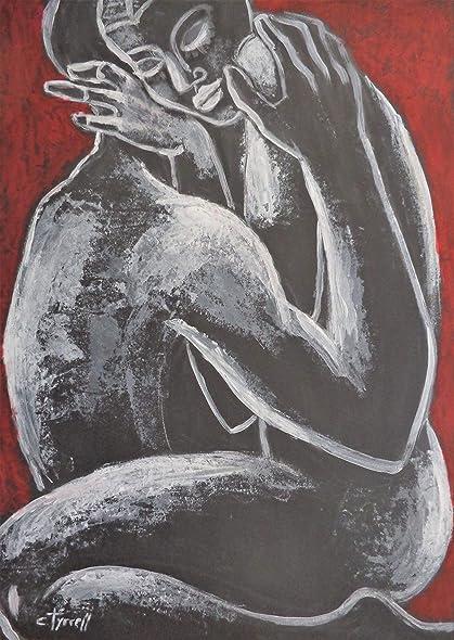 Amazon Com Lovers Hot Night 6 Carmen Tyrrell Fine Art