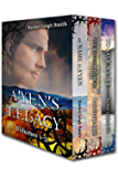 A'yen's Legacy Volumes 1-3: My Name Is A'yen, The King's Mistress, To Save A Life