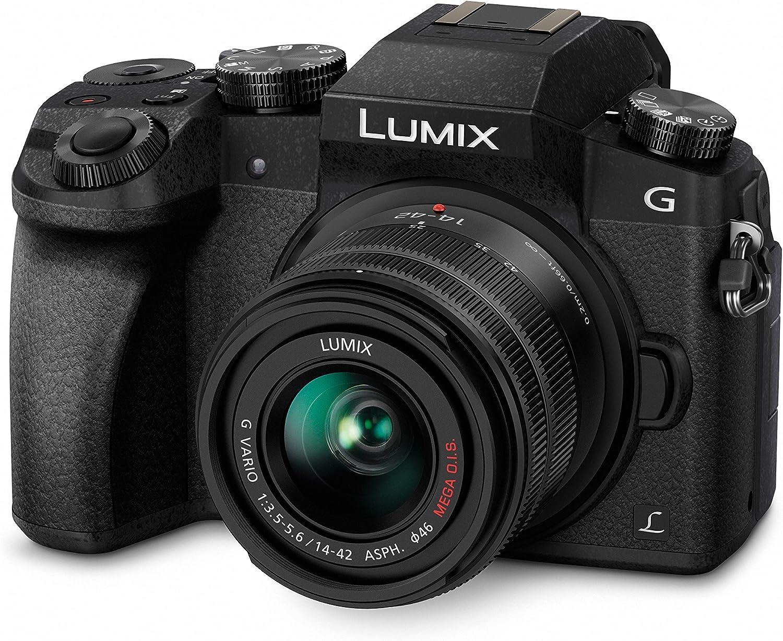 Panasonic Dmc G70keg K Lumix Systemkamera 3 Zoll Mit Kamera
