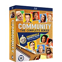 Community: The Complete Series Blu-Ray