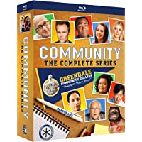 Community: The Complete Series on Blu-ray