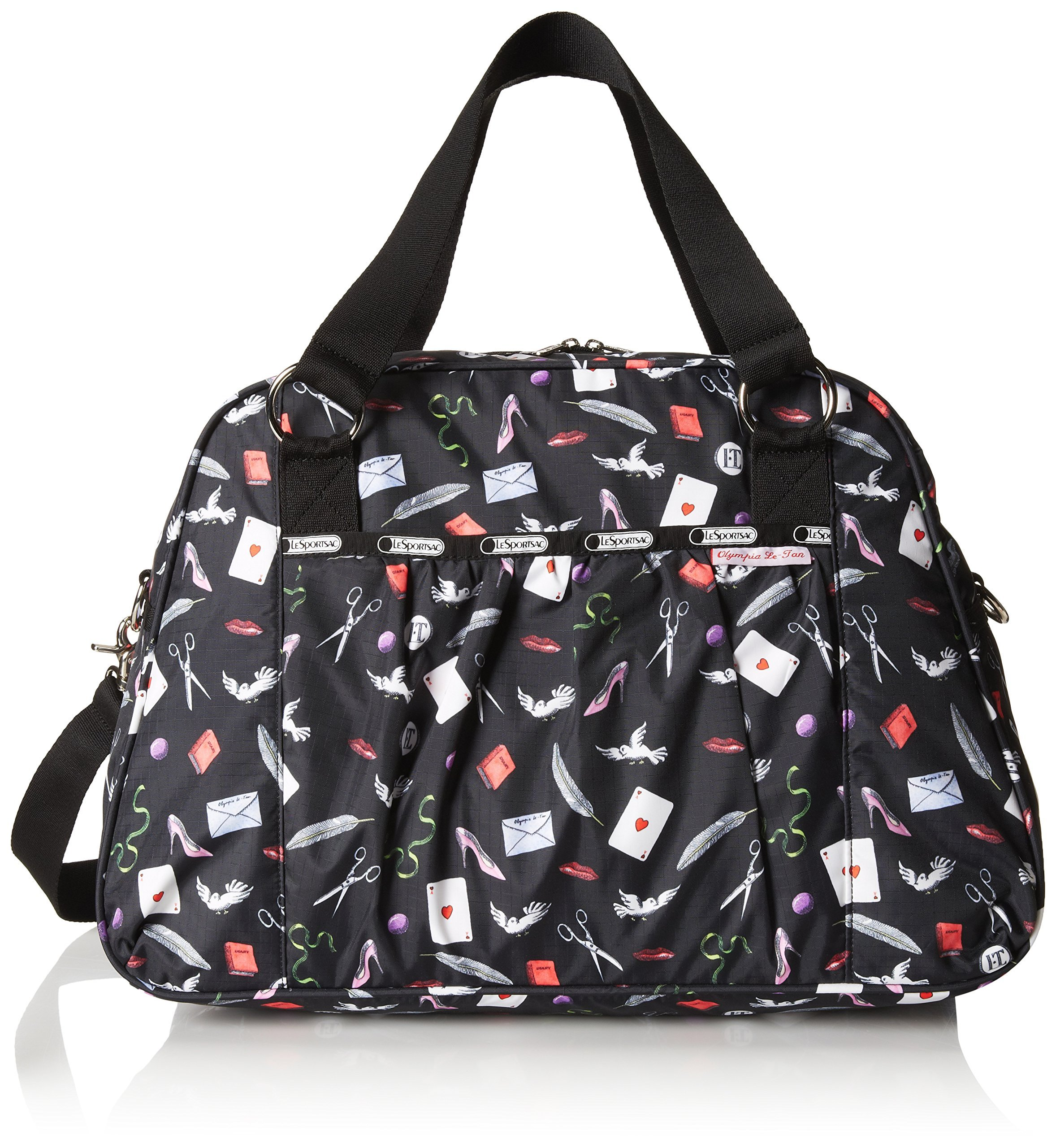 LeSportsac Abbey Carry On, Love Letters, One Size