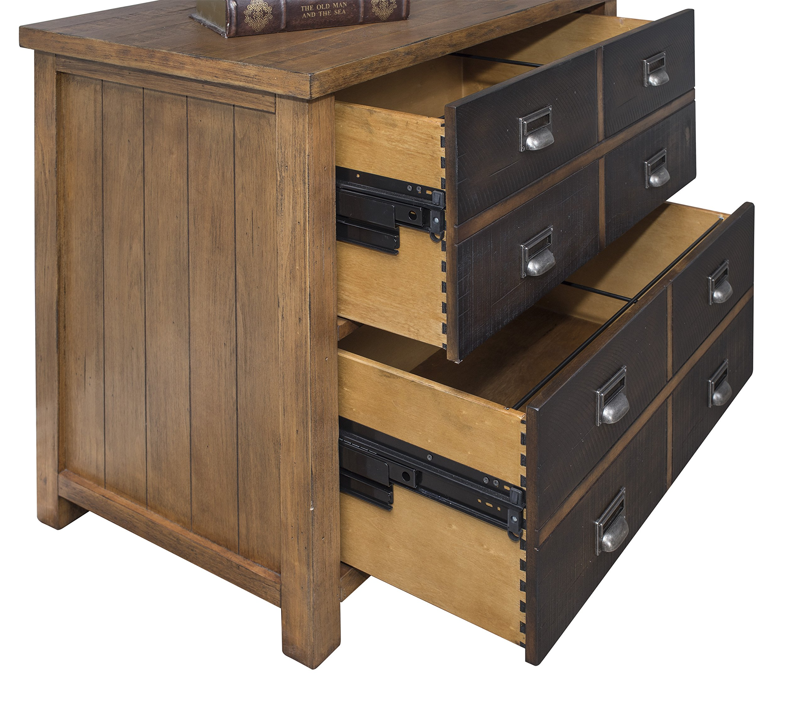 Martin Furniture IMHE450 Heritage Lateral File by Martin Furniture (Image #2)