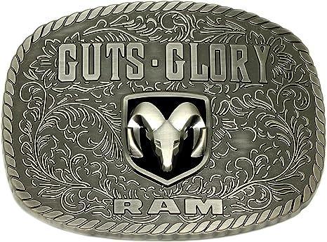 Dodge Ram Hebilla de Cinturón - Guts Glory - Producto Auténtico ...
