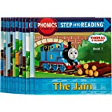 Get Rolling with Phonics (Thomas & Friends): 12 Step into Reading Books